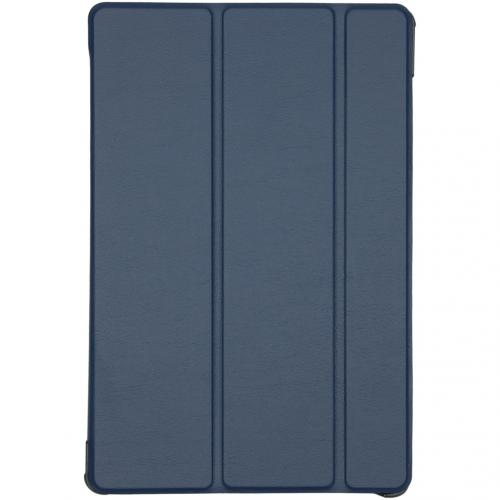 Stand Bookcase voor de Samsung Galaxy Tab S6 - Donkerblauw