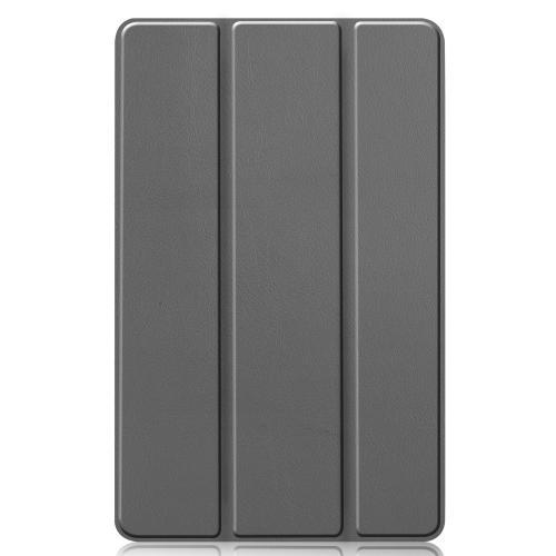 Stand Bookcase voor de Samsung Galaxy Tab S6 Lite - Grijs