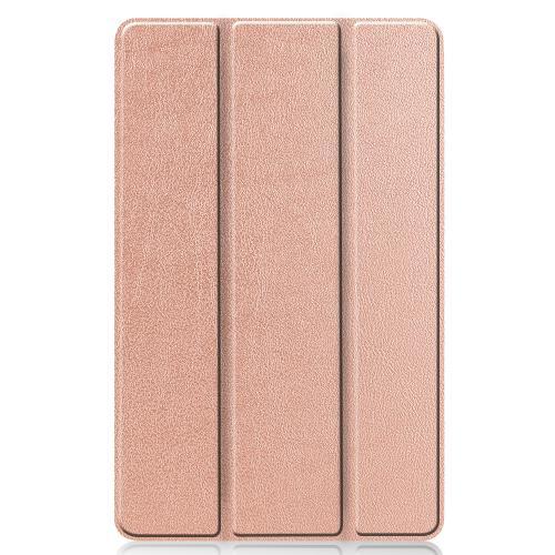 Stand Bookcase voor de Samsung Galaxy Tab S6 Lite - Rosé Goud