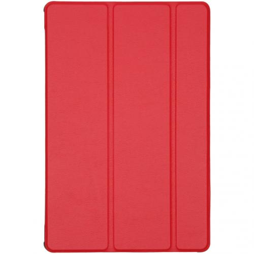 Stand Bookcase voor de Samsung Galaxy Tab S6 - Rood