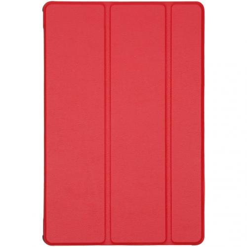 Stand Bookcase voor de Samsung Galaxy Tab S6 - Rood