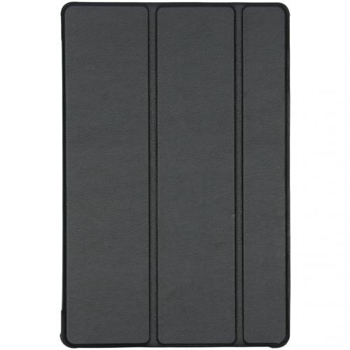 Stand Bookcase voor de Samsung Galaxy Tab S6 - Zwart