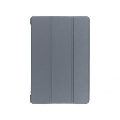 Stand Bookcase voor Huawei MediaPad M5 Lite 10.1 inch - Grijs