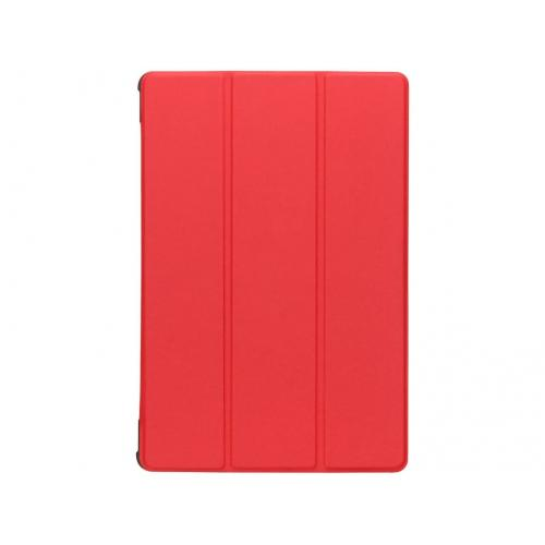 Stand Bookcase voor Huawei MediaPad M5 (Pro) 10.8 inch - Rood