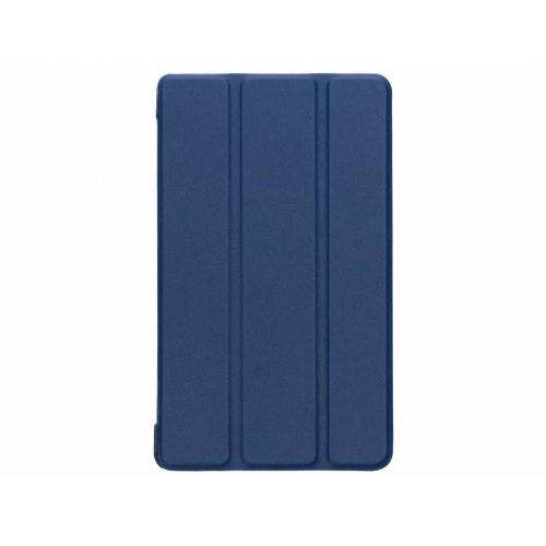 Stand Bookcase voor Huawei Mediapad T3 7 inch - Blauw