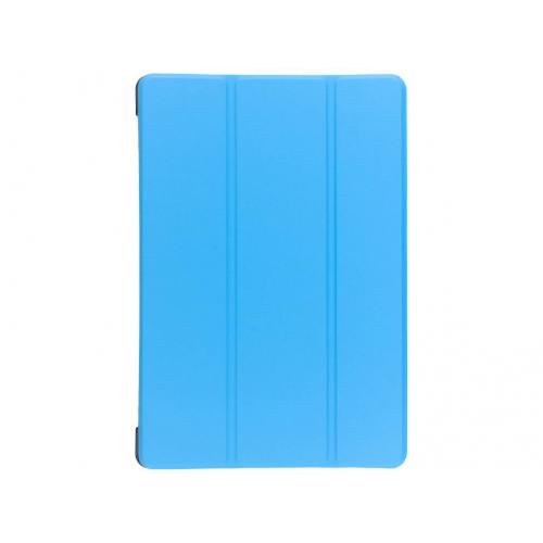 Stand Bookcase voor Huawei MediaPad T5 10.1 inch - Blauw