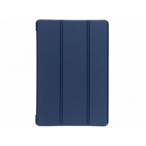 Stand Bookcase voor Huawei MediaPad T5 10.1 inch - Donkerblauw