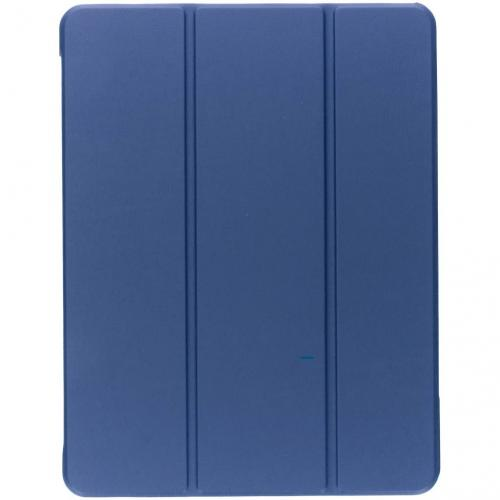 Stand Bookcase voor iPad Pro 12.9 (2018) - Donkerblauw