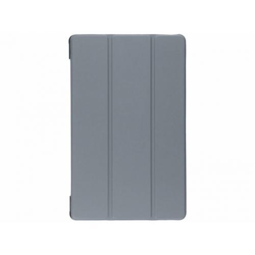 Stand Bookcase voor Samsung Galaxy Tab A 10.5 (2018) - Grijs