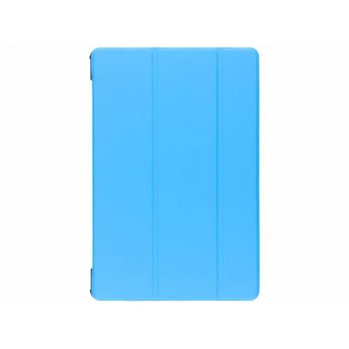 Stand Bookcase voor Samsung Galaxy Tab S4 10.5 - Blauw