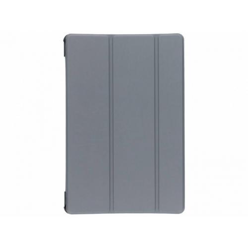 Stand Bookcase voor Samsung Galaxy Tab S4 10.5 - Grijs