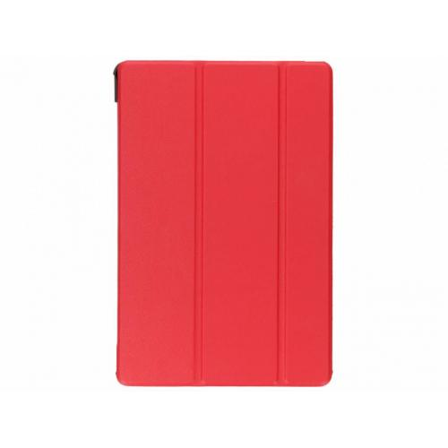 Stand Bookcase voor Samsung Galaxy Tab S4 10.5 - Rood