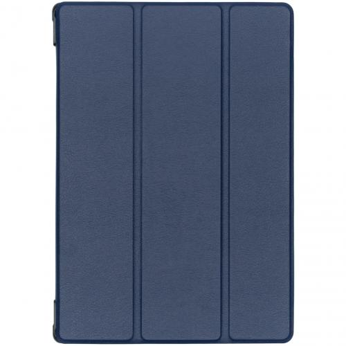 Stijlvolle Bookcase voor de Lenovo Tab M10 - Donkerblauw