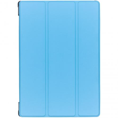 Stijlvolle Bookcase voor de Lenovo Tab M10 - Turquoise