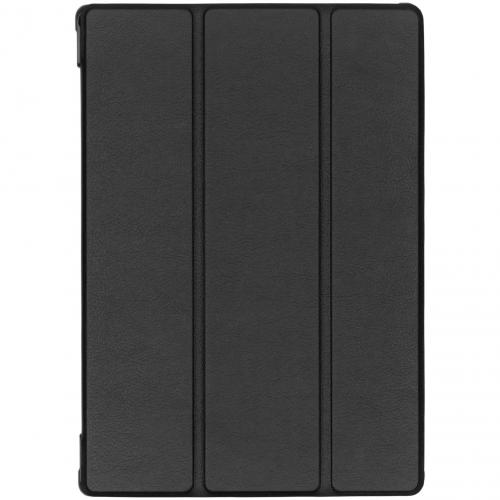 Stijlvolle Bookcase voor de Lenovo Tab M10 - Zwart