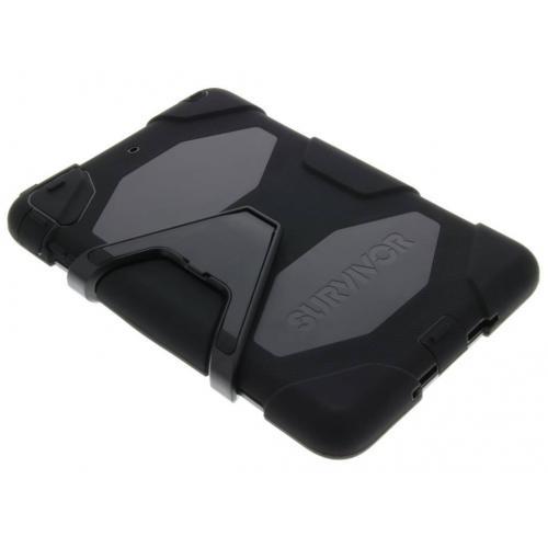 Survivor Backcover voor iPad Mini / 2 / 3 - Zwart