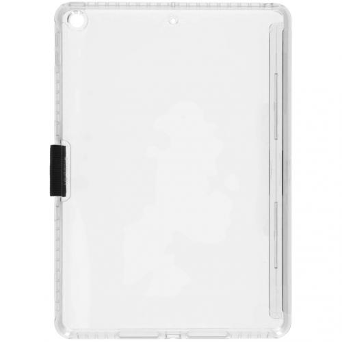 Symmetry Clear Backcover voor de iPad 10.2 (2019) - Transparant
