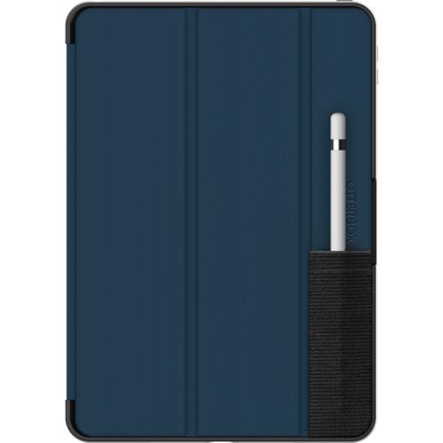 Symmetry Folio Bookcase voor de iPad 10.2 (2019) - Blauw