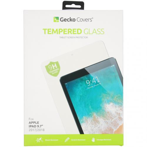 Tempered Glass Screenprotector voor de iPad (2018) / (2017)