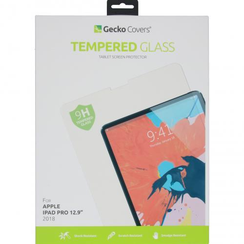 Tempered Glass Screenprotector voor de iPad Pro 12.9 (2018)