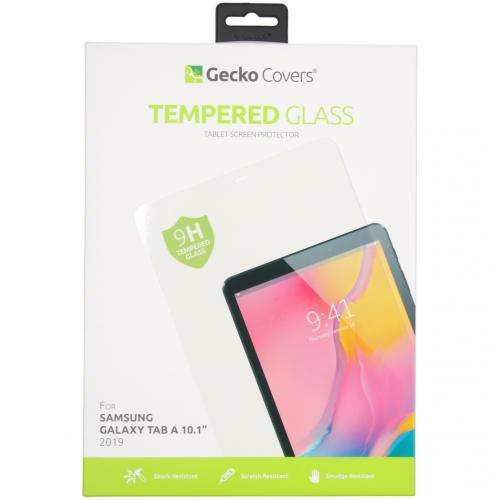 Tempered Glass Screenprotector voor de Samsung Galaxy Tab A 10.1 (2019)