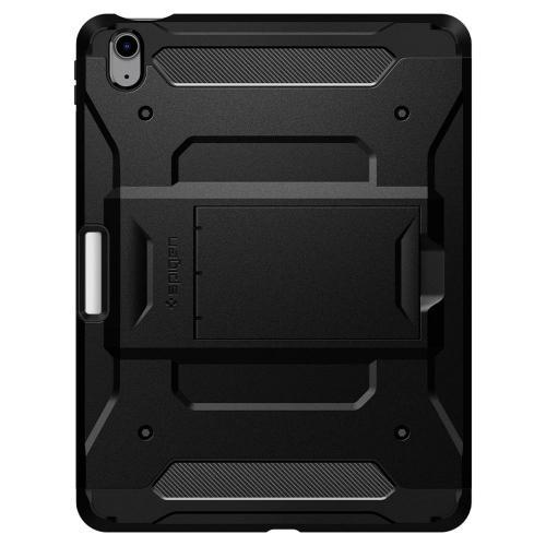 Tough Armor Pro Backcover voor de iPad Air (2020) - Zwart
