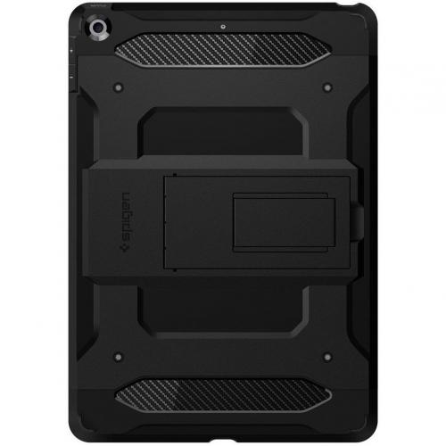 Tough Armor Tech Backcover voor de iPad 10.2 (2019) - Zwart