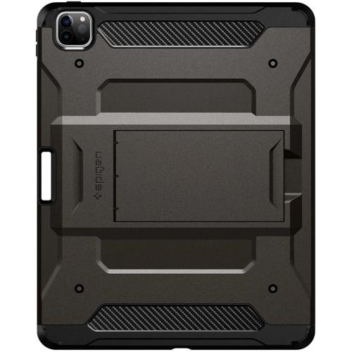 Tough Armor Tech Backcover voor de iPad Pro 11 (2020) - Gunmetal