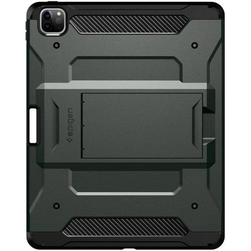 Tough Armor Tech Backcover voor de iPad Pro 11 (2020) - Military Green