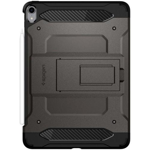 Tough Armor Tech Backcover voor de iPad Pro 12.9 (2018) - Grijs