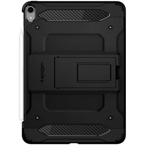 Tough Armor Tech Backcover voor de iPad Pro 12.9 (2018) - Zwart