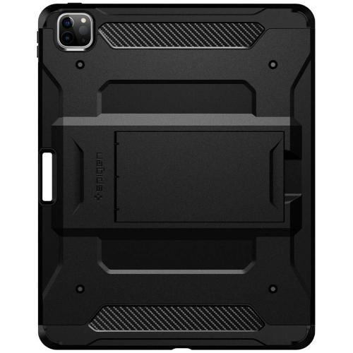 Tough Armor Tech Backcover voor de iPad Pro 12.9 (2020) - Zwart