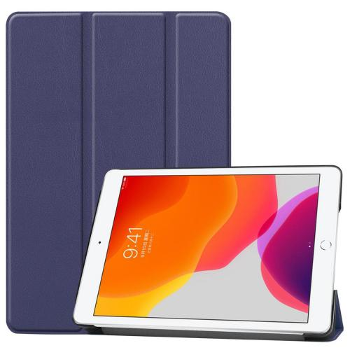Trifold Bookcase voor de iPad 10.2 (2019) - Blauw