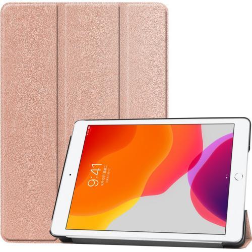Trifold Bookcase voor de iPad 10.2 (2019) - Rosé Goud