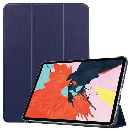 Trifold Bookcase voor de iPad Air (2020) - Donkerblauw