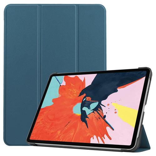 Trifold Bookcase voor de iPad Air (2020) - Donkergroen