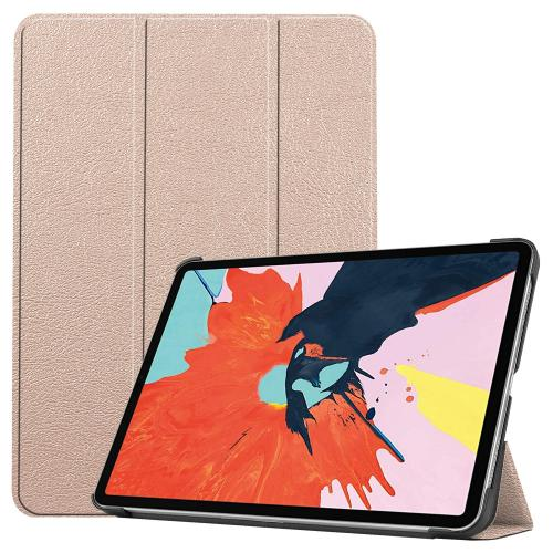 Trifold Bookcase voor de iPad Air (2020) - Goud