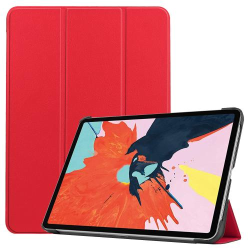 Trifold Bookcase voor de iPad Air (2020) - Rood