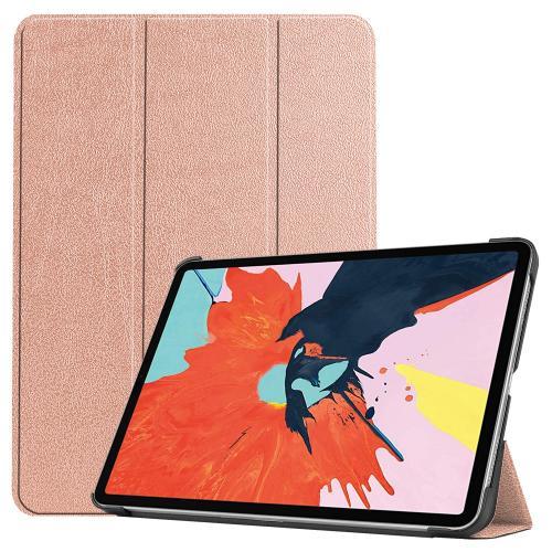 Trifold Bookcase voor de iPad Air (2020) - Rosé Goud