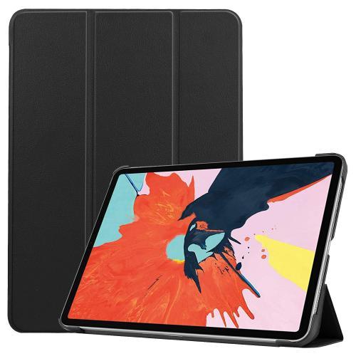Trifold Bookcase voor de iPad Air (2020) - Zwart