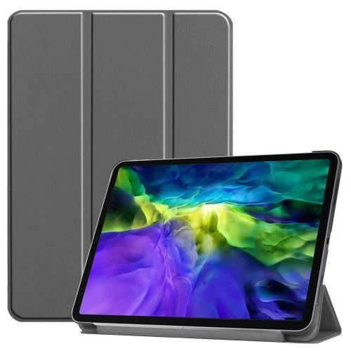Trifold Bookcase voor de iPad Pro 11 (2020-2018) - Grijs