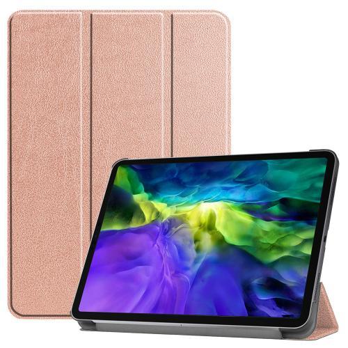 Trifold Bookcase voor de iPad Pro 11 (2020-2018) - Rosé Goud