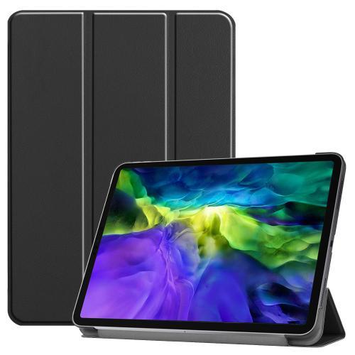 Trifold Bookcase voor de iPad Pro 11 (2020-2018) - Zwart