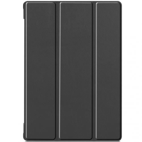 Trifold Bookcase voor de Lenovo Tab M10 - Zwart