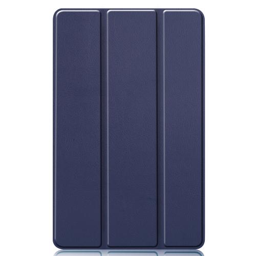 Trifold Bookcase voor de Samsung Galaxy Tab S6 Lite - Donkerblauw