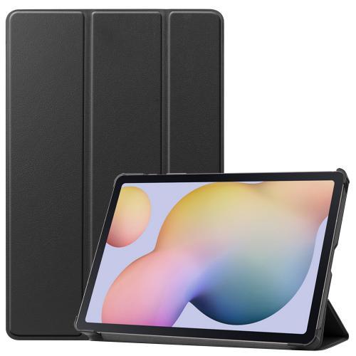 Trifold Bookcase voor de Samsung Galaxy Tab S7 - Zwart