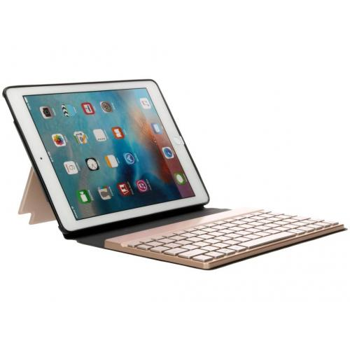Ultimate Keyboard iPad (2018) / (2017) / Air (2) / Pro 9.7 - Goud