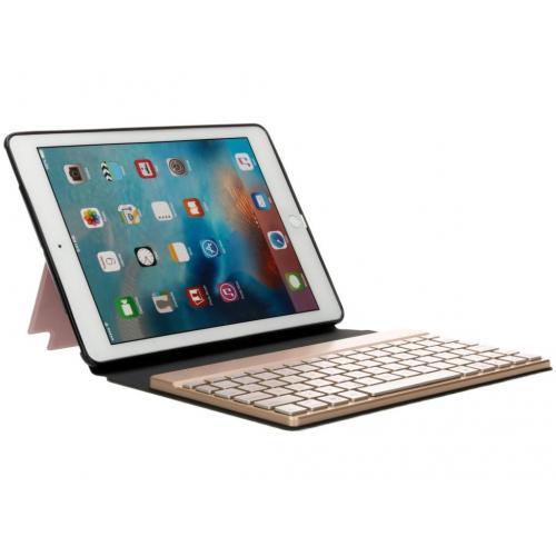 Ultimate Keyboard iPad (2018) / (2017) / Air (2) / Pro 9.7 - Rosé goud