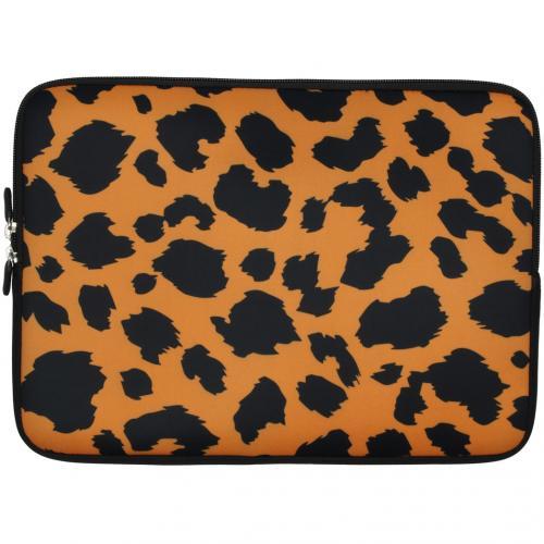 Universele design sleeve 13 inch - Panther Orange