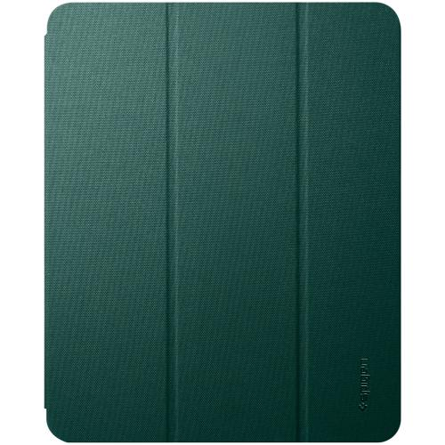 Urban Fit Bookcase voor de iPad Pro 12.9 (2020) / Pro 12.9 (2018) - Midnight Green